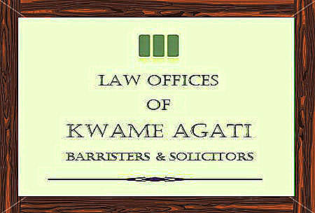 Law offices of Kwame Agati